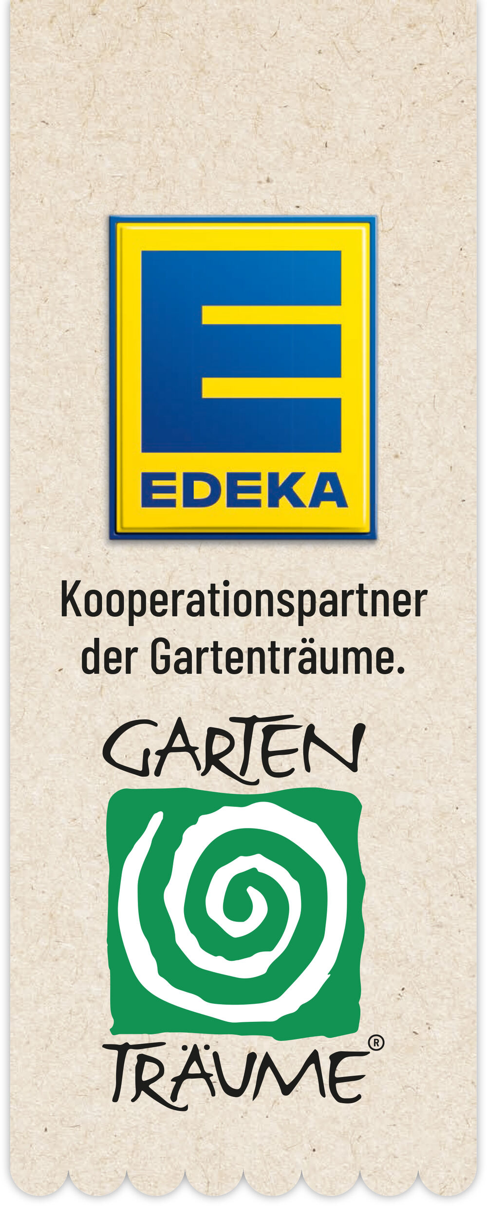 Logo Edeka-Gartenträume