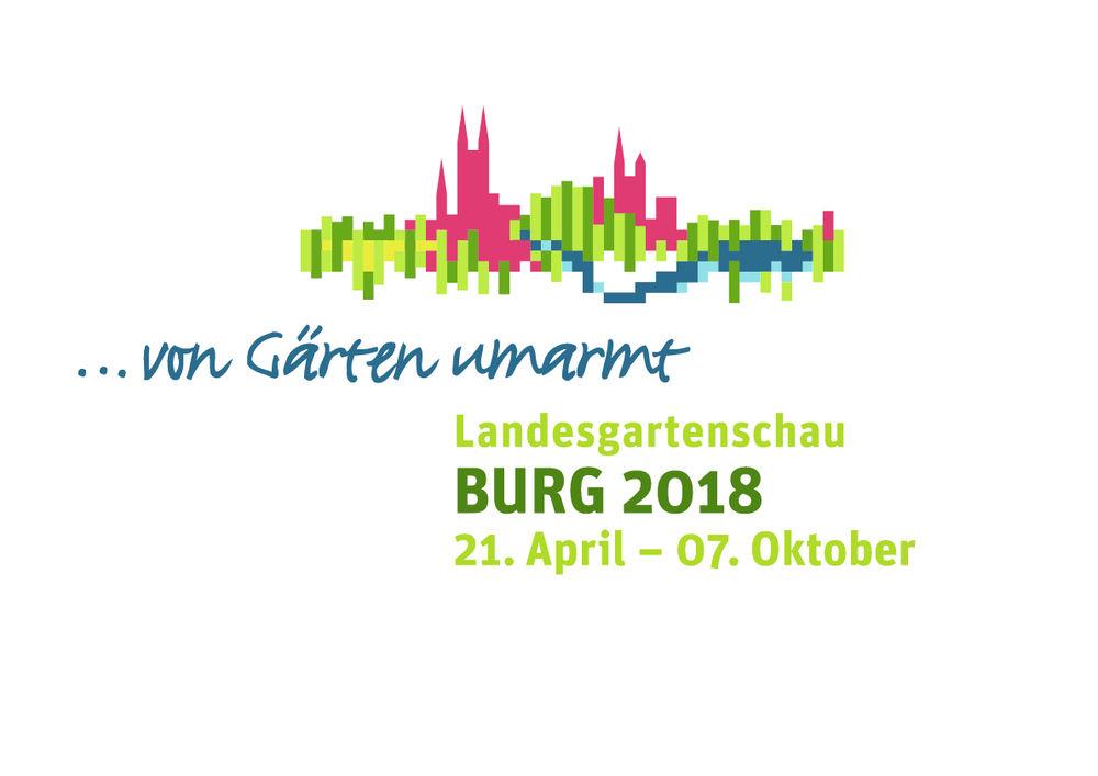 Logo Laga Burg 2018