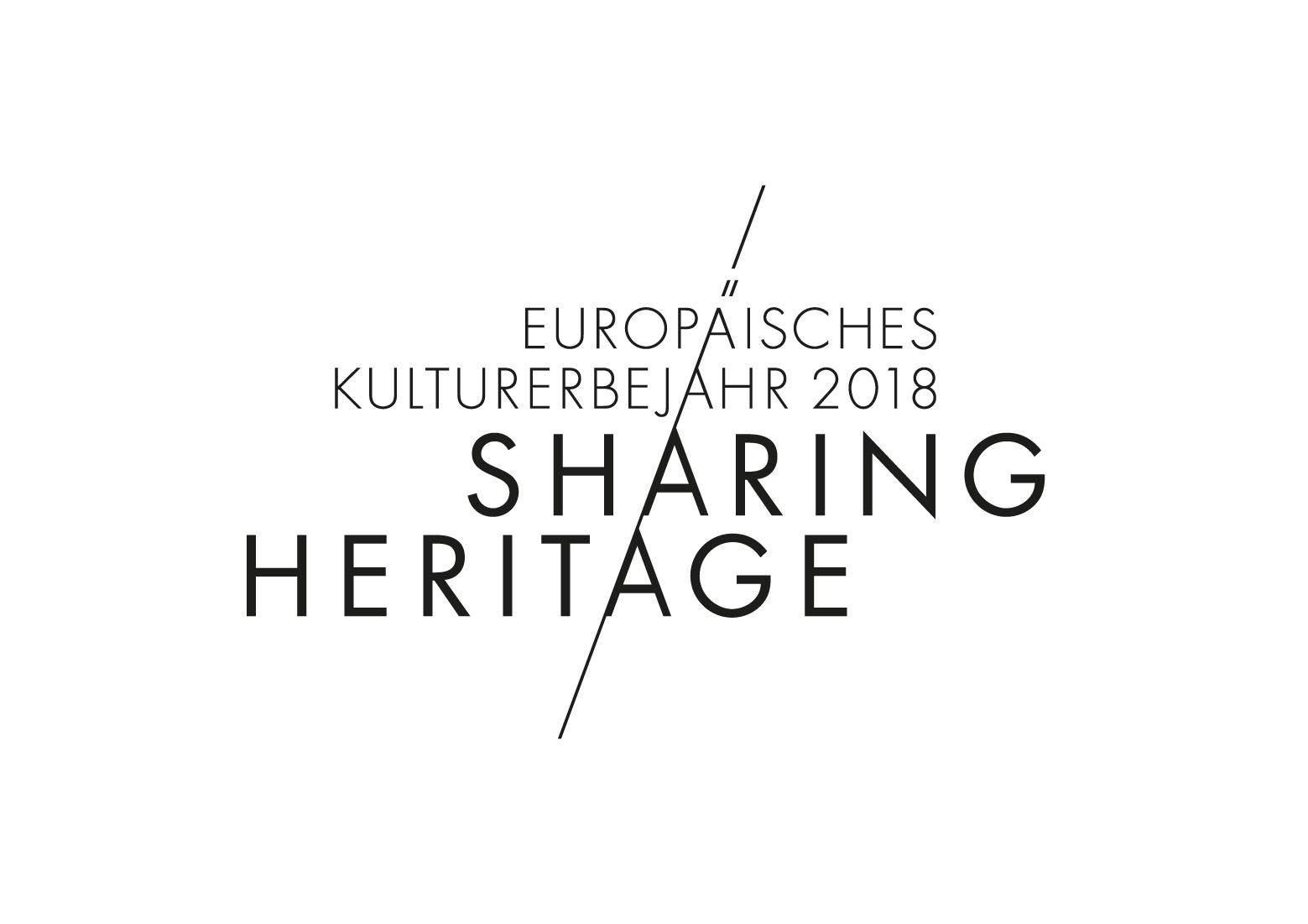 Logo Kulturerbejahr