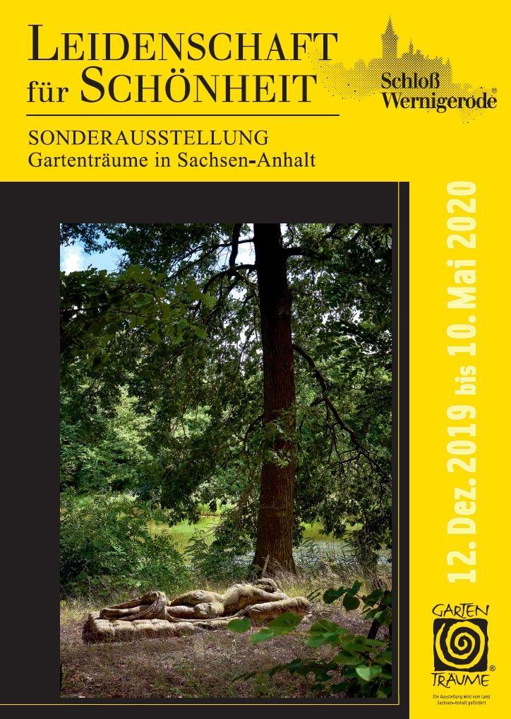 Plakat Ausstellung Wernigerode