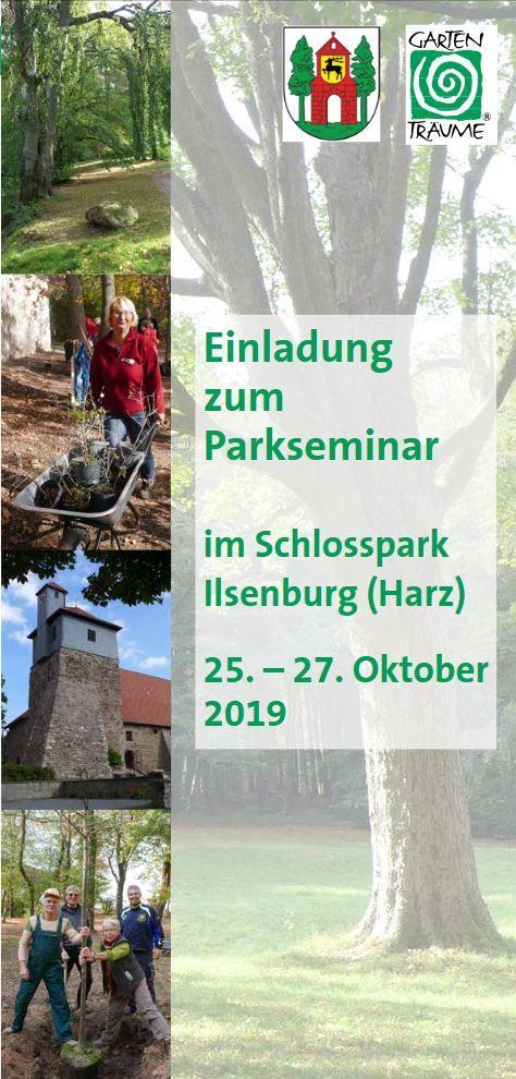 Titelbild Parkseminar-Einladung 2019